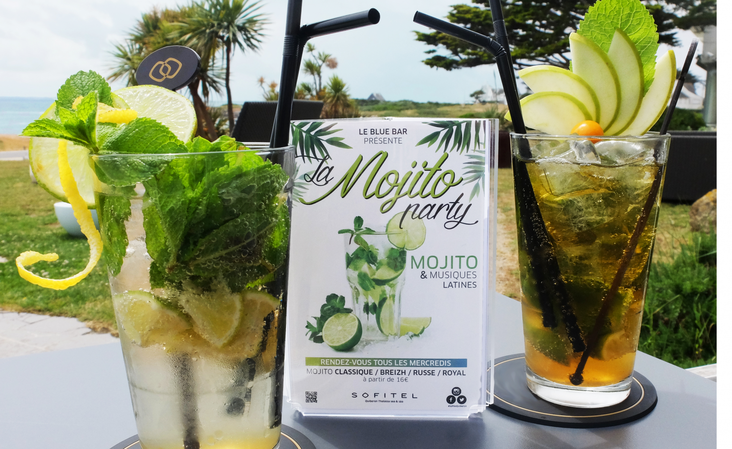 Mojito Party Sofitel Quiberon