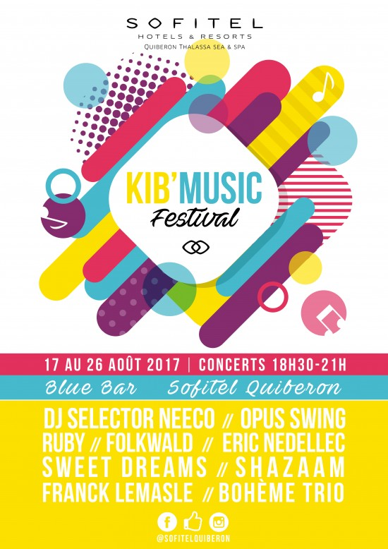 kib music festival affiche