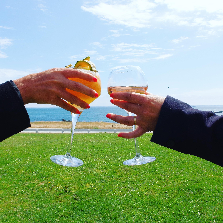 aperi breizh sofitel quiberon cheers