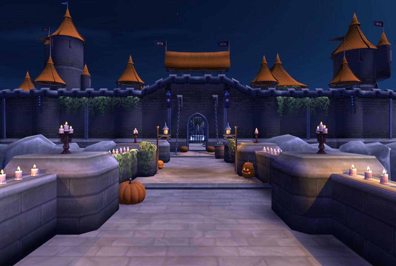 Halloween game sofitel quiberon