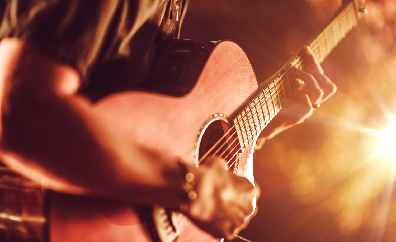Acoustic Guitar Live @Freepik