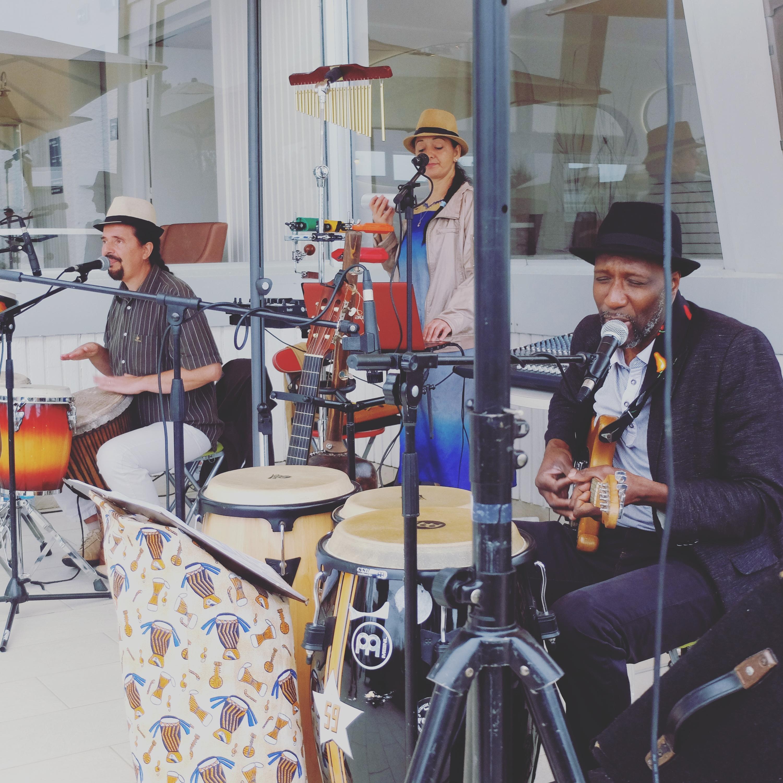 Groupe Lyadia Fête de la Musique Sofitel Quiberon