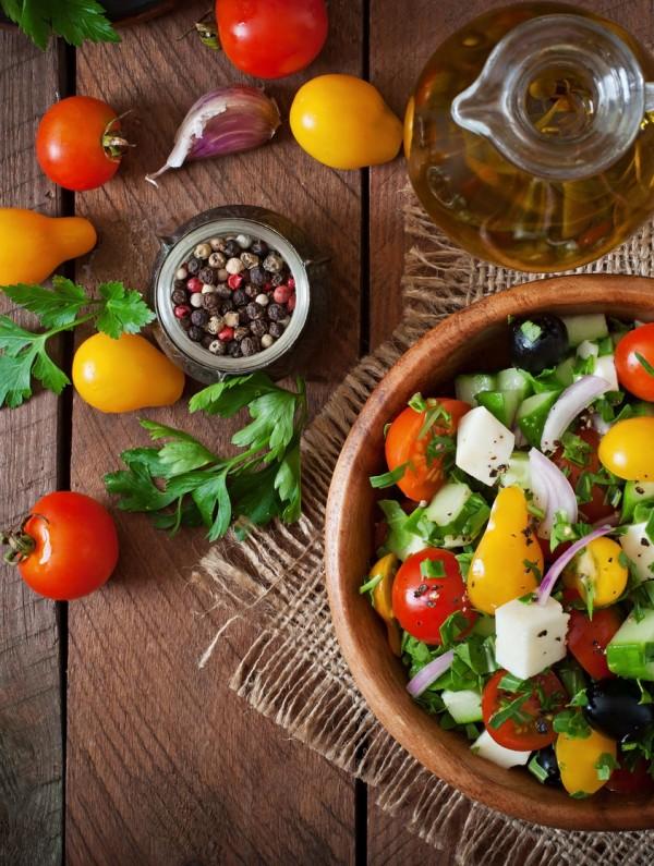 salade composée été sofitel quiberon