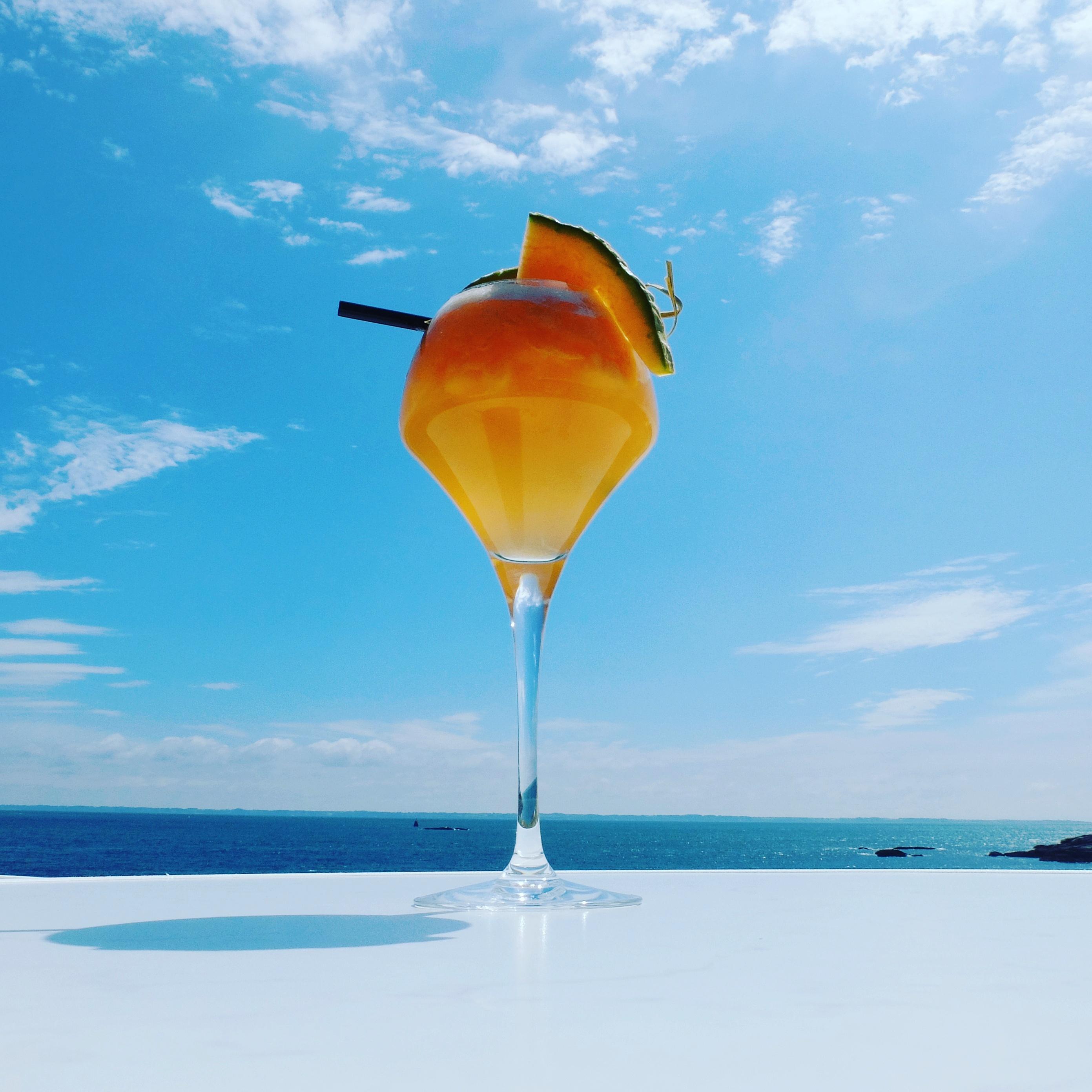 aperi breizh sofitel quiberon cocktail