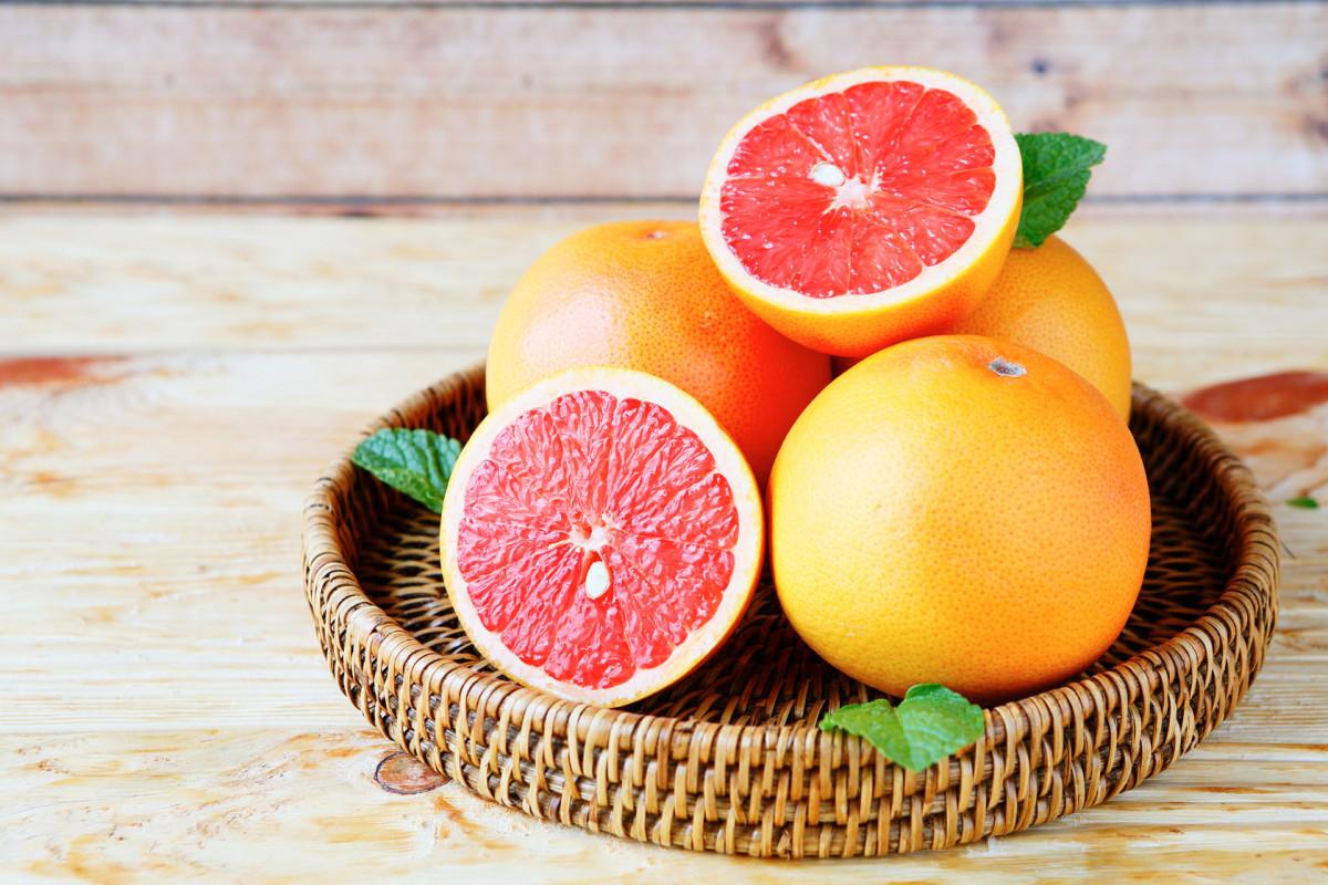 grapefruit , fruits