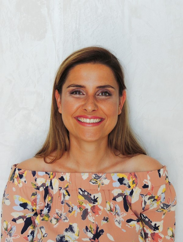 Carole makeup Jane Iredale