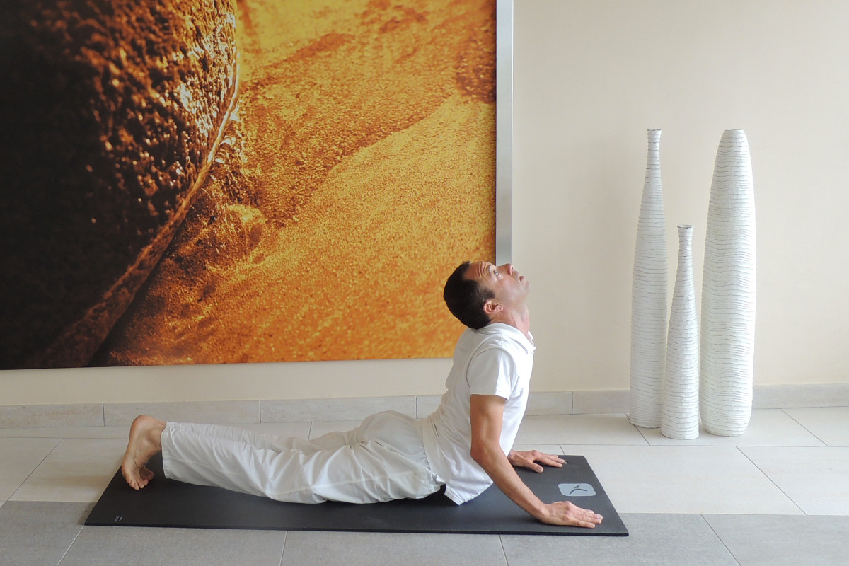 Nicolas Yoga SofitelQuiberon