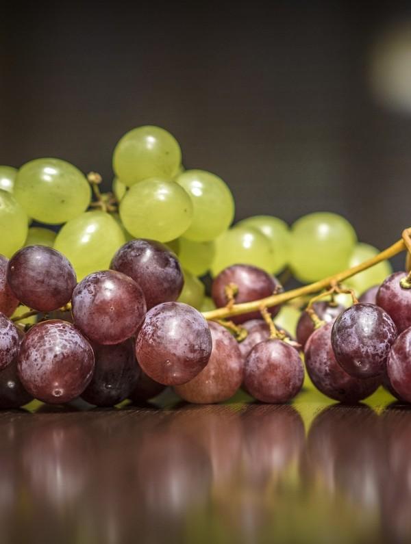 grape @pixabay