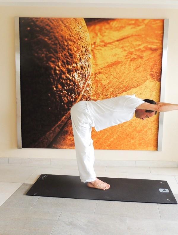 yoga samakonasana nicolas