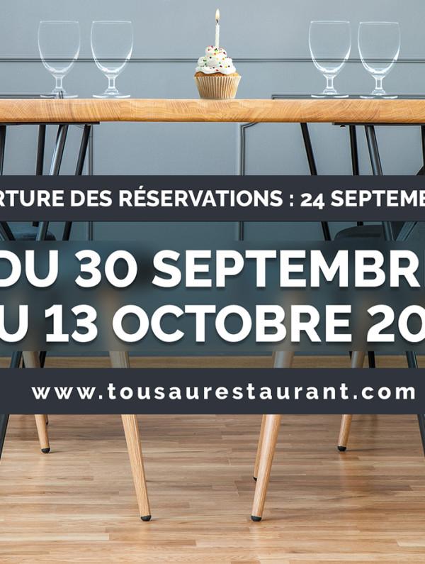 TousAuRestaurant 2019 SofitelQuiberon